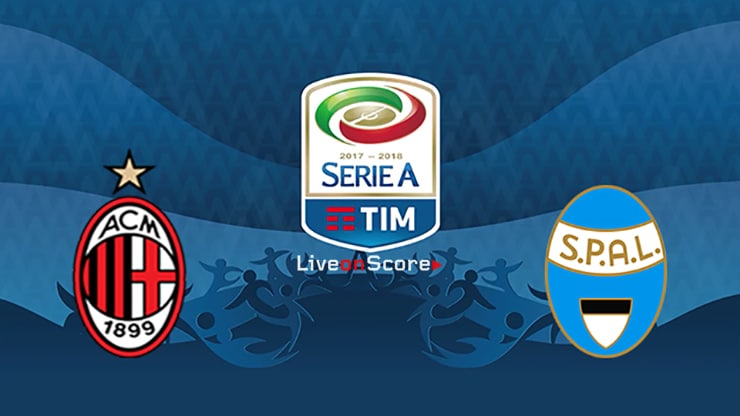 AC Milan vs Spal Preview and Prediction Live stream Serie Tim A 2018/2019