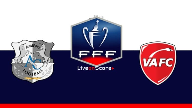 Amiens vs valenciennes preview and prediction live stream coupe de france 2019 - Coupe de france predictions ...