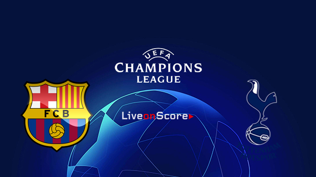 Barcelona vs Tottenham Preview and Prediction Live stream UEFA Champions League 2018/2019