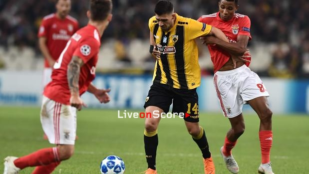 Benfica tondela live stream