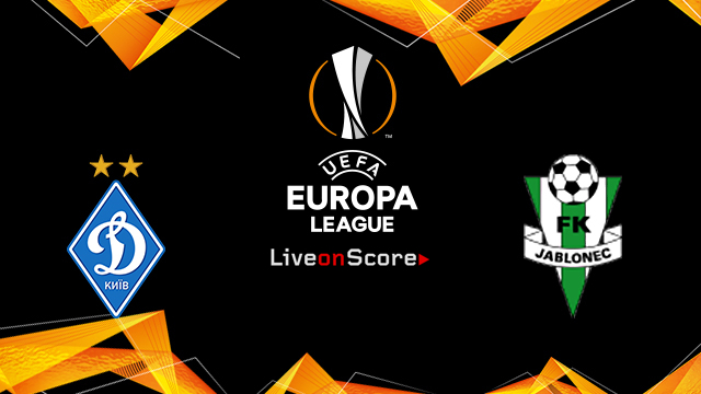 Dyn. Kyiv vs Jablonec Preview and Prediction Live stream UEFA Europa League 2018/2019