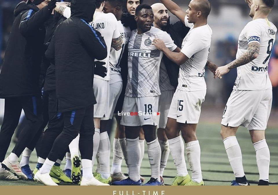 Empoli 0-1 Inter Full Highlight Video – Serie A 2018/2019