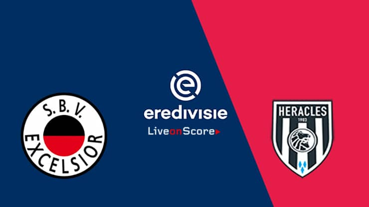 Excelsior vs Heracles Preview and Prediction Live stream – Eredivisie 2018/2019