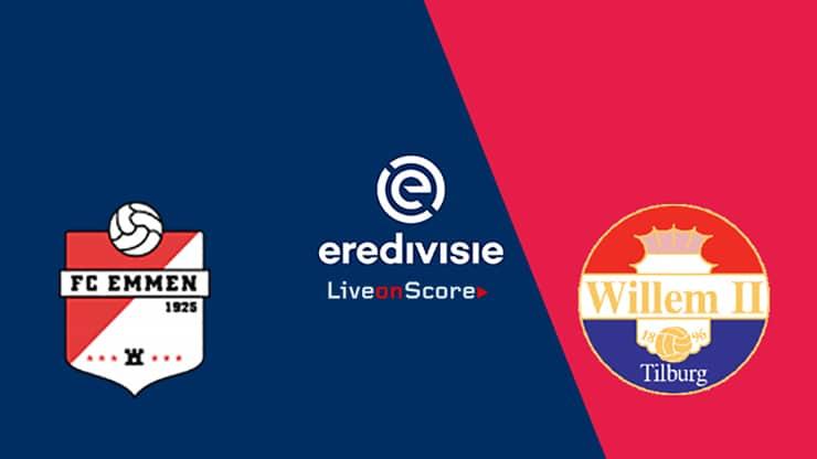 FC Emmen vs Willem II Preview and Prediction Live stream – Eredivisie 2018/2019