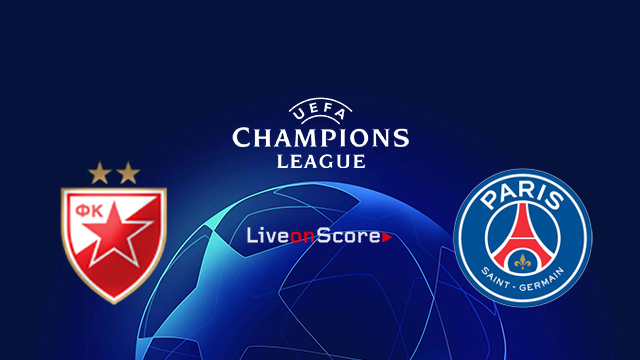 FK Crvena zvezda vs Paris SG Preview and Prediction Live stream UEFA Champions League 2018/2019