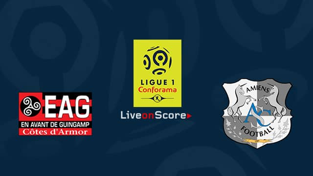 Guingamp vs Amiens Preview and Prediction Live stream Ligue 1 2018/2019
