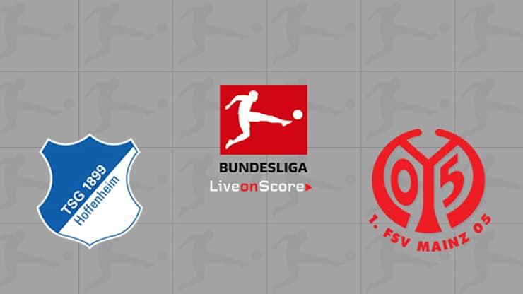 Hoffenheim vs Mainz Preview and Prediction Live stream Bundesliga 2018/2019