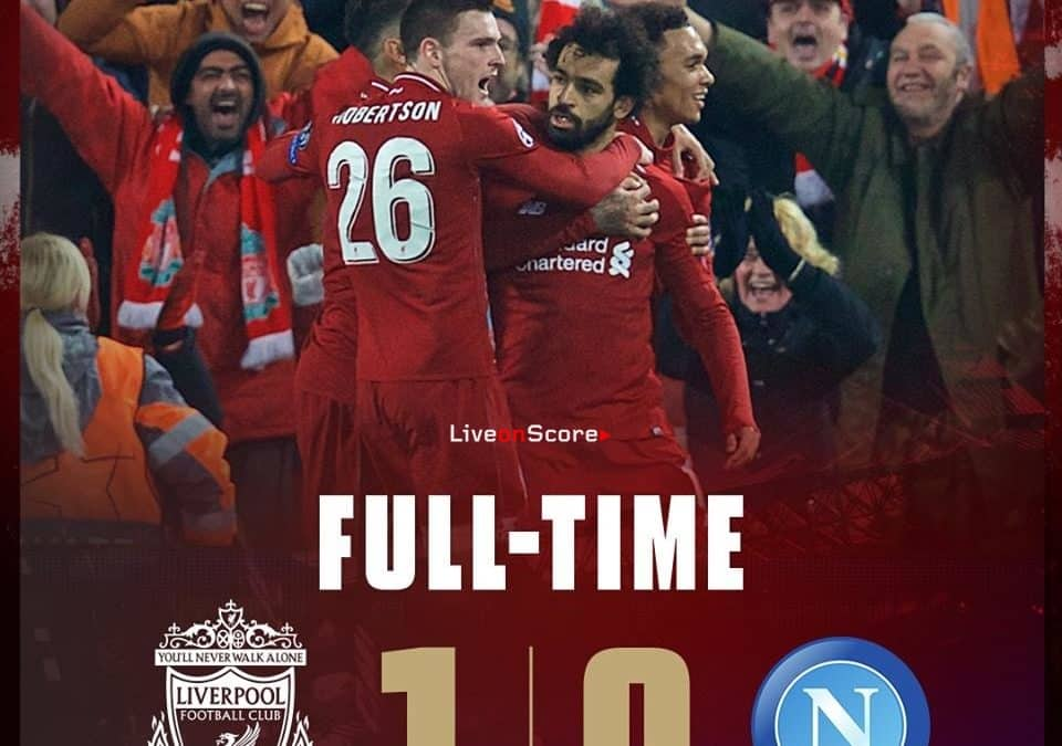 Liverpool 1-0 Napoli Full Highlight Video – Uefa Champions League 2018/2019