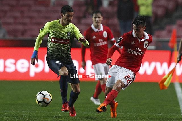 Benfica vs setubal live stream