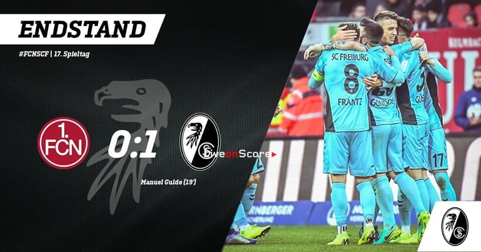 Nürnberg 0-1 Freiburg Full Highlight Video – Bundesliga 2018/2019
