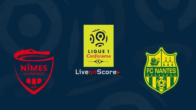 Nimes vs Nantes Preview and Prediction Live stream Ligue 1 2018/2019