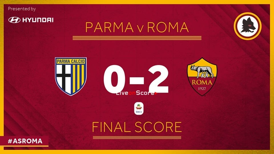 Parma 0-2 Roma Full Highlight Video – Serie A 2018/2019