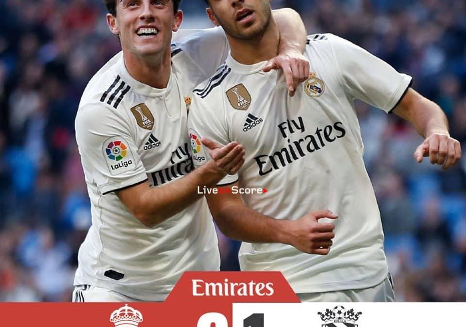 Real Madrid 6-1 Melilla Full Highlight Video – Copa del Rey 2018/2019