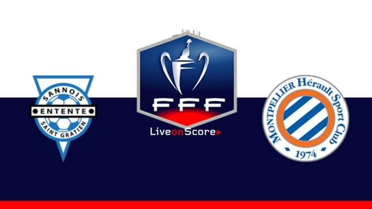 Sannois vs montpellier preview and prediction live stream coupe de france 2019 - Coupe de france predictions ...