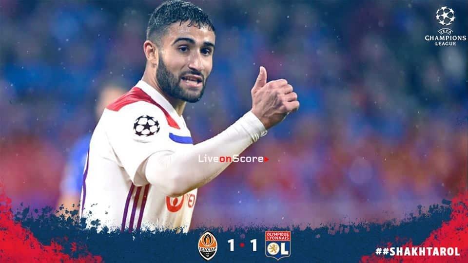 Shakhtar Donetsk 1-1 Lyon Full Highlight Video – Uefa Champions League 2018/2019