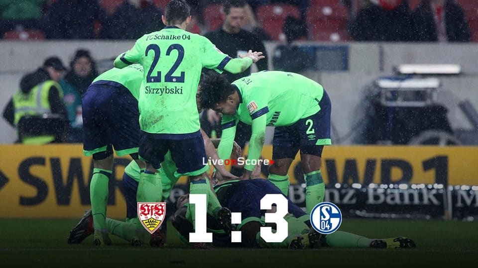 Stuttgart 1-3 Schalke 04 Full Highlight Video – Bundesliga 2018/2019
