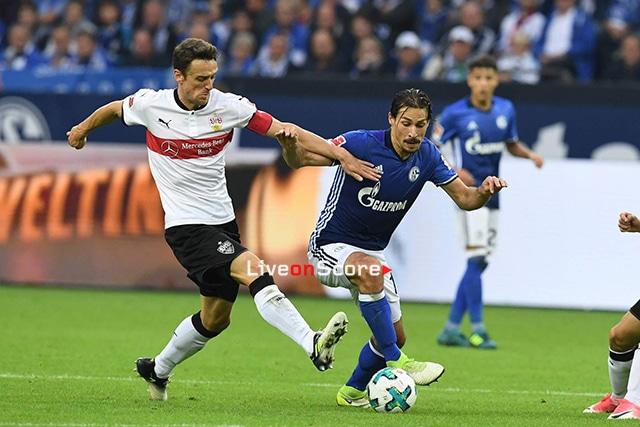 Stuttgart Vs Schalke