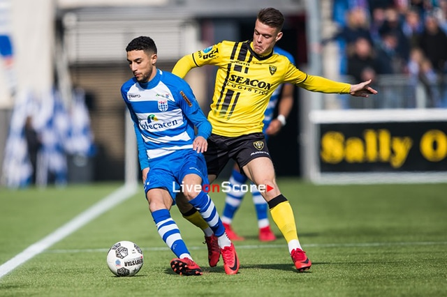 Venlo Vs Zwolle Preview And Prediction Live Stream