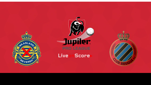 Waasland-Beverenvs vs Club Brugge KV Preview and Prediction Live stream Jupiler League 2018/2019