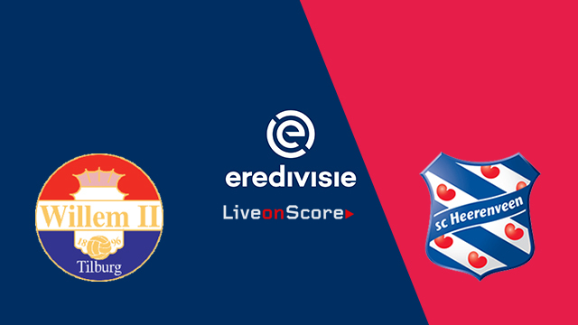 Willem II vs Heerenveen Preview and Prediction Live stream – Eredivisie 2018/2019