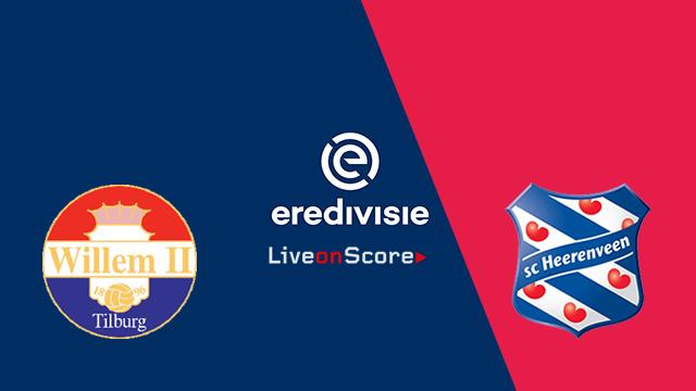 Willem II vs Heerenveen Preview and Prediction Live stream – Eredivisie 2018/2019
