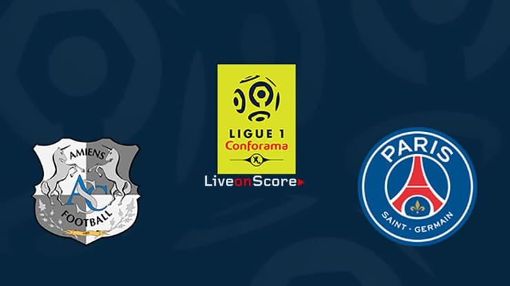 Amiens vs Paris SG Preview and Prediction Live stream Ligue 1 2019