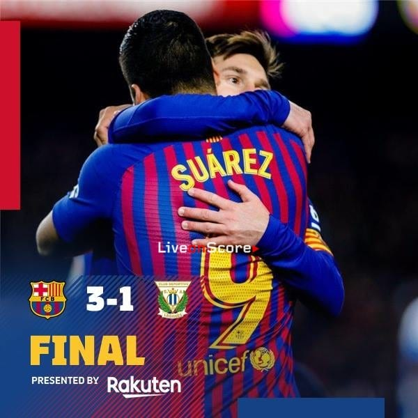 Barcelona 3-1 Leganes Full Highlight Video – LaLiga Santander 2019