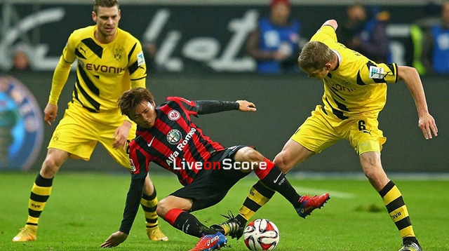 Eintracht Frankfurt vs Dortmund Preview and Prediction ...
