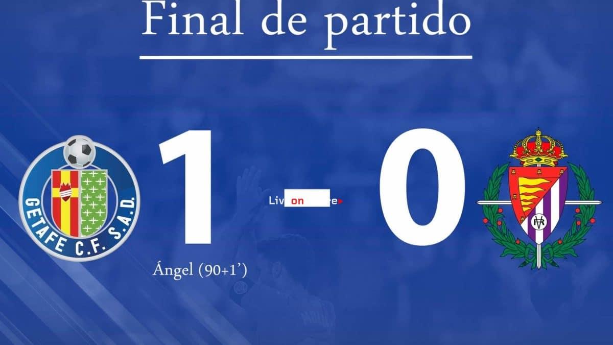 Getafe 1-0 Real Valladolid Full Highlight Video Copa del Rey  2019