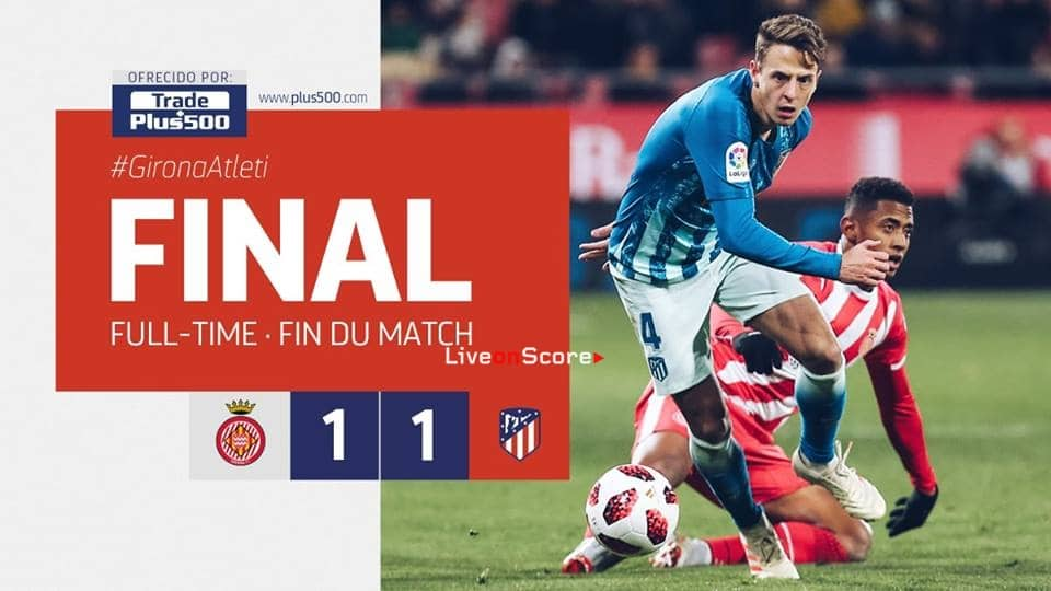 Girona 1-1 Atletico Madrid Full Highlight Video Copa del Rey 2019