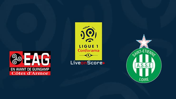 Guingamp vs St Etienne Preview and Prediction Live stream Ligue 1 2019