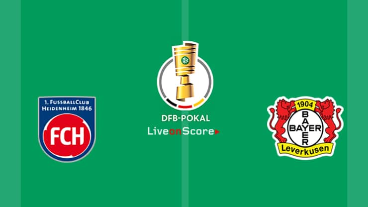 Heidenheim vs Bayer Leverkusen Preview and Prediction Live Stream DFB Pokal  2019