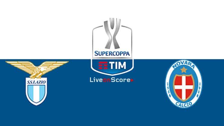 Lazio vs Novara Preview and Prediction Live Stream Coppa Italia 1/8 Finals  2019