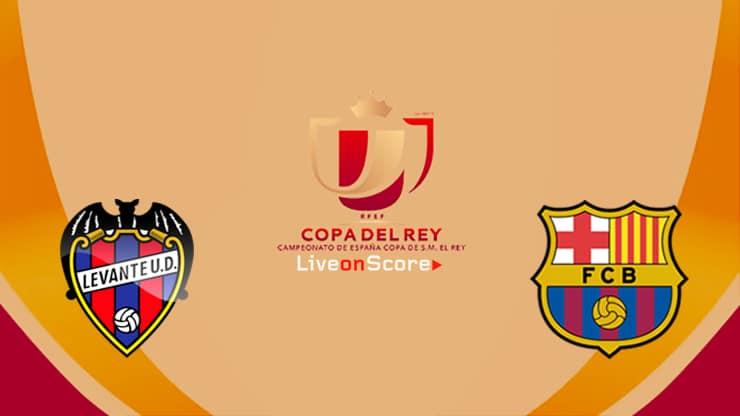 Барселона против леванте прямая трансляция видео