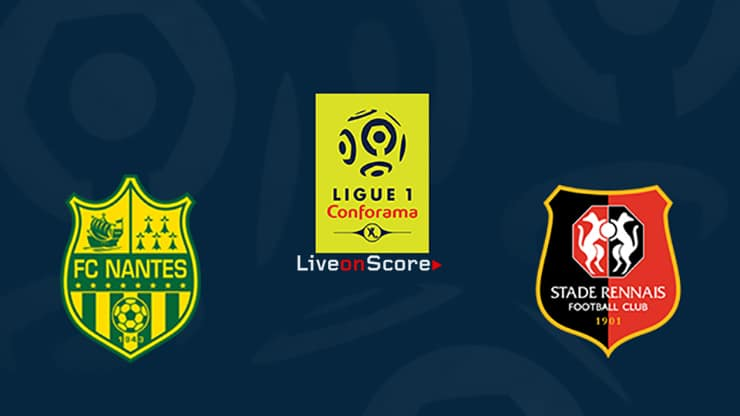 Nantes vs Rennes Preview and Prediction Live stream Ligue 1 2019