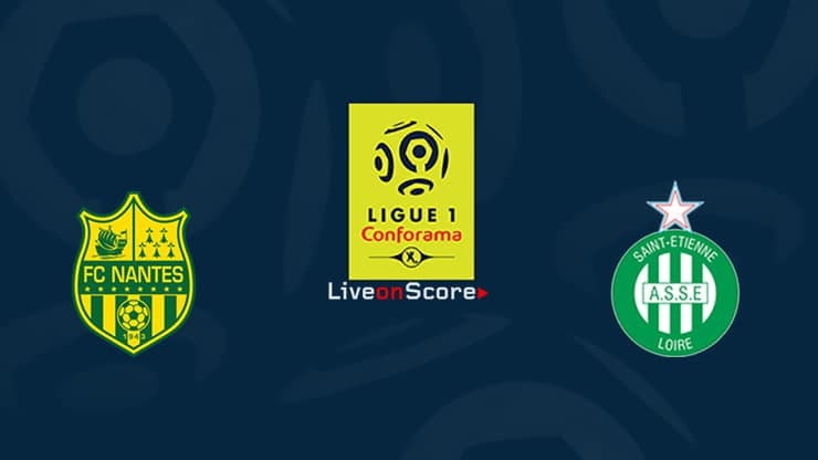 nantes vs st etienne preview and prediction live stream ligue 1 2019. Black Bedroom Furniture Sets. Home Design Ideas
