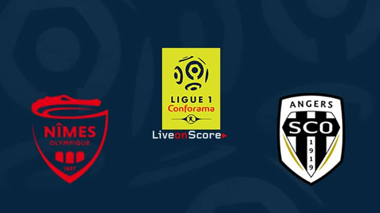 Nimes vs Angers Preview and Prediction Live stream Ligue 1 2019