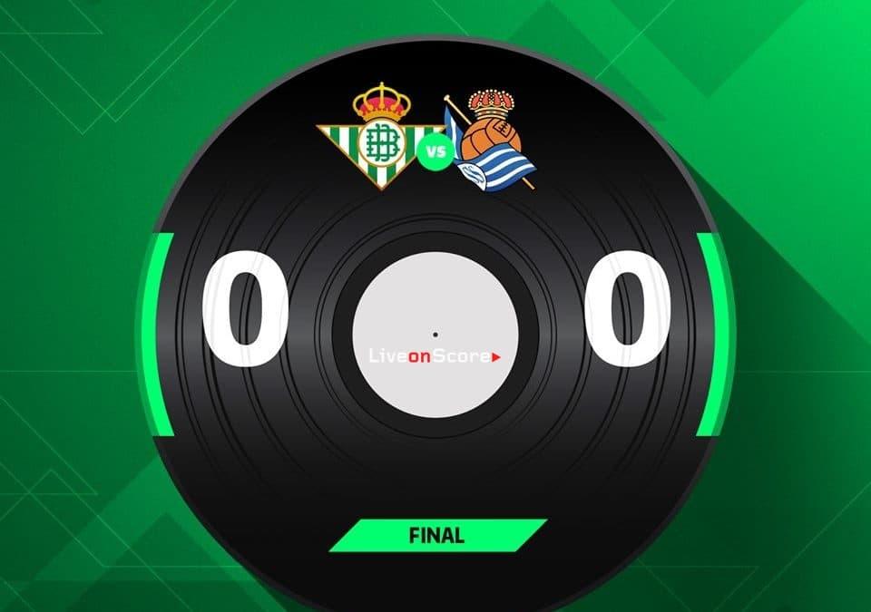 Real Betis 0-0 Real Sociedad Full Highlight Video Copa del Rey  2019