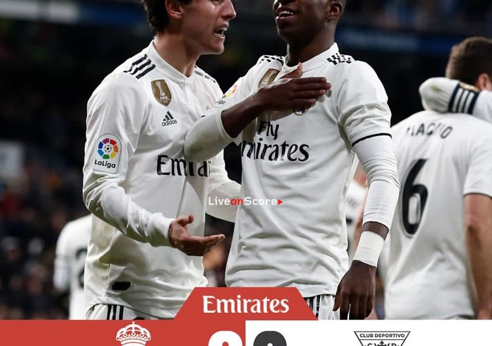 Real Madrid 3-0 Leganes Full Highlight Video Copa del Rey  2019