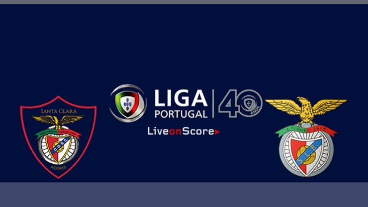 Santa Clara vs Benfica Preview and Prediction Live stream Primeira Liga 2019