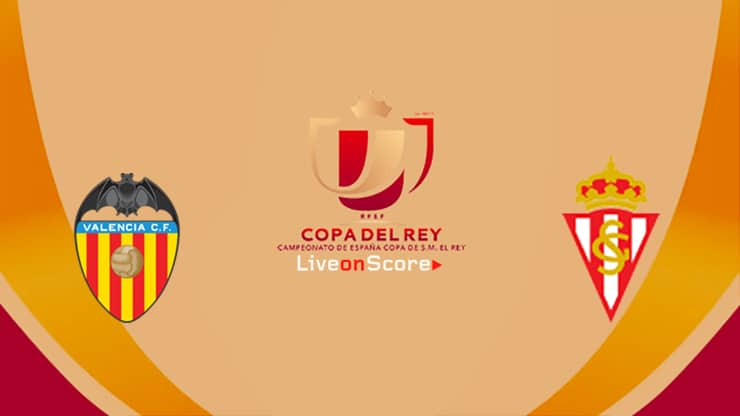 Valencia vs Gijon Preview and Prediction Live stream Copa del Rey 1/8 Finals 2019