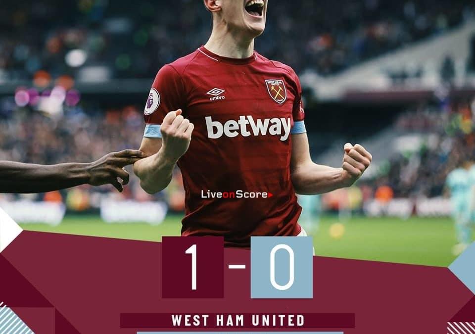 West Ham United 1-0 Arsenal Full Highlight Video – Premier League 2019
