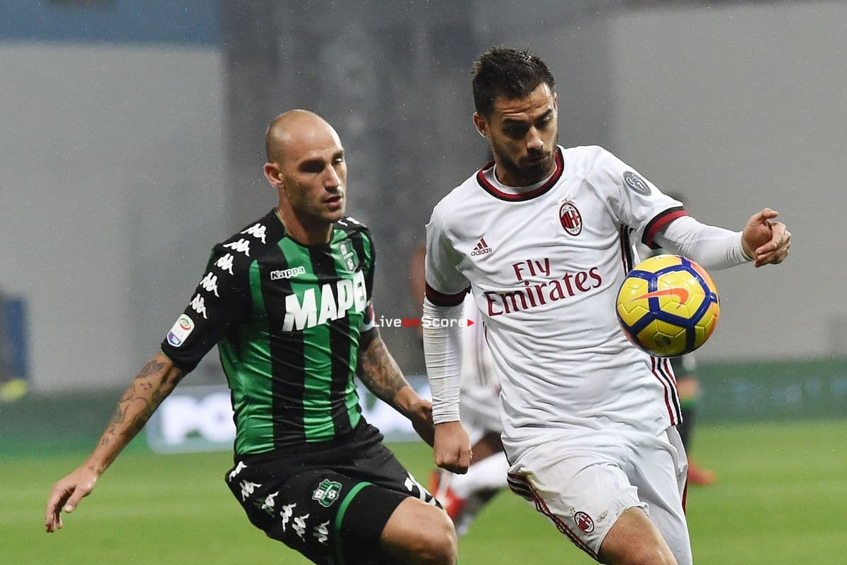 Ac Milan Vs Sassuolo 2019