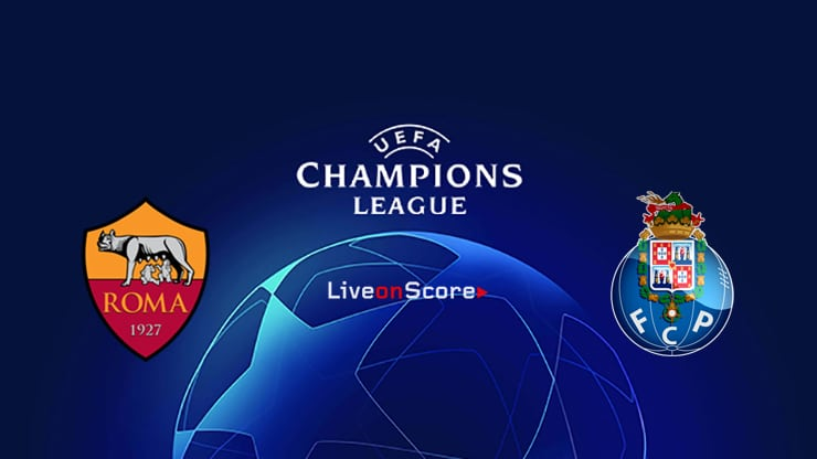 AS Roma vs FC Porto Preview and Prediction Live stream UEFA Champions League 1/8 Finals  2019