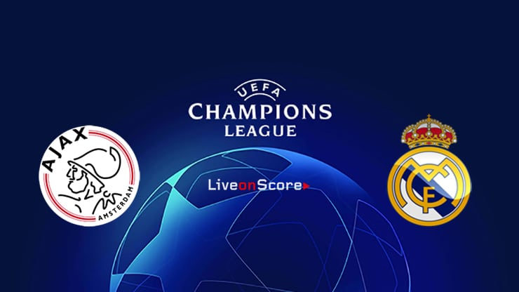 Ajax vs Real Madrid Preview and Prediction Live stream UEFA Champions League 1/8 Finals  2019