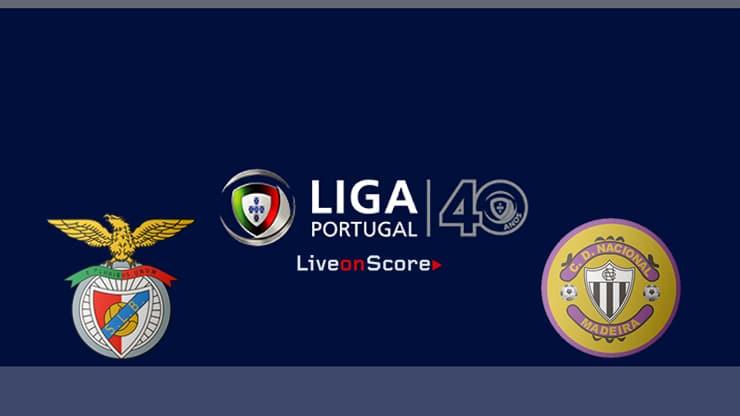Benfica vs Nacional Preview and Prediction Live stream Primeira Liga 2019