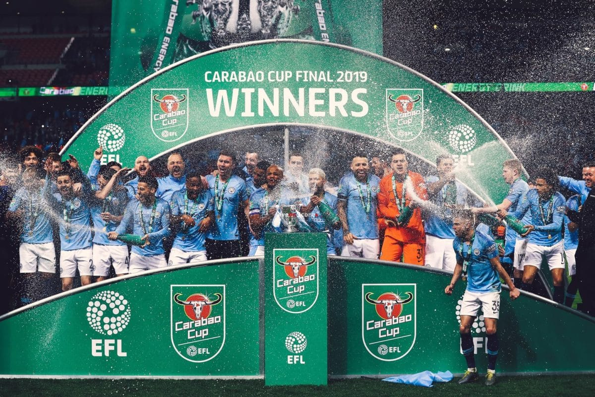Image result for mancity champion carabao