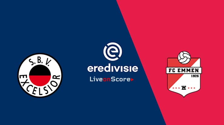 Excelsior vs FC Emmen Preview and Prediction Live stream – Eredivisie 2019