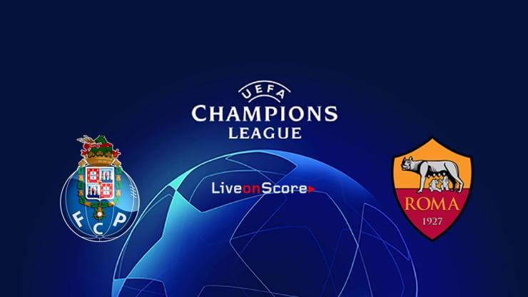 Image result for Porto vs Roma