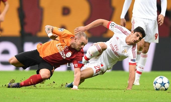 Galatasaray benfica stream